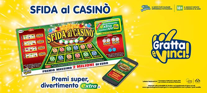 Sfida al casino lottomatica