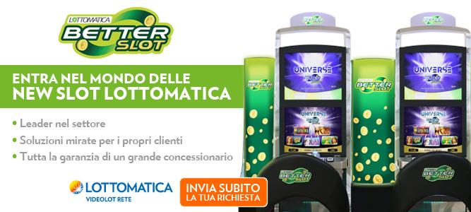 Video Slot Lottomatica